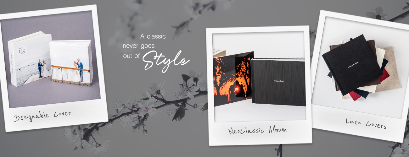 AsukaBook NeoClassic Album Photo Book