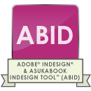 AsukaBook InDesign Tool icon