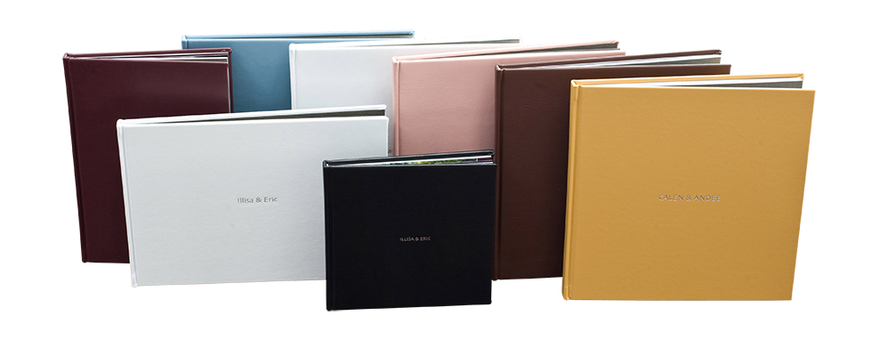 AsukaBook Book Bound FLX Faux Leather Photo Book Covers