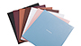 AsukaBook Book Bound FLX Faux Leather Photo Book Cover colors