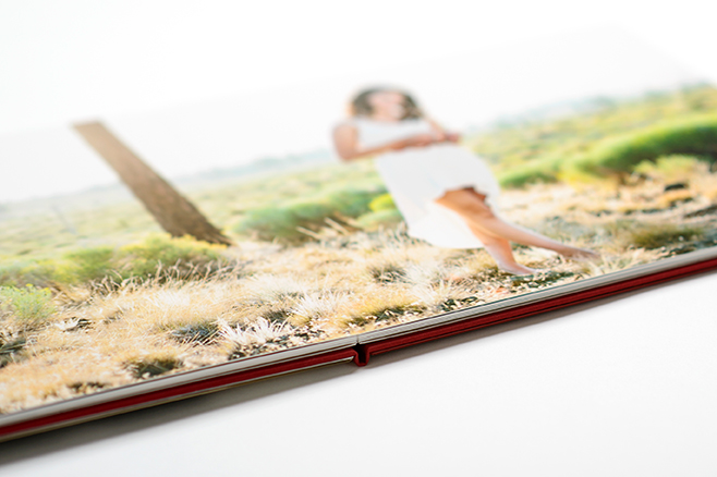 AsukaBook Cosmopolitan Photo Album Layflat Binding