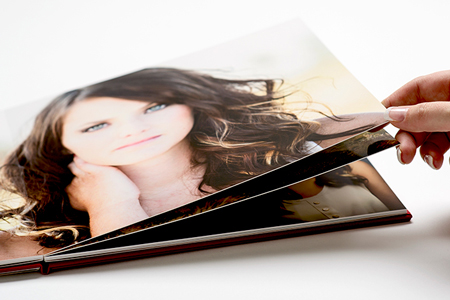 AsukaBook Cosmopolitan Photo Album Medium Board-Mounted Pages