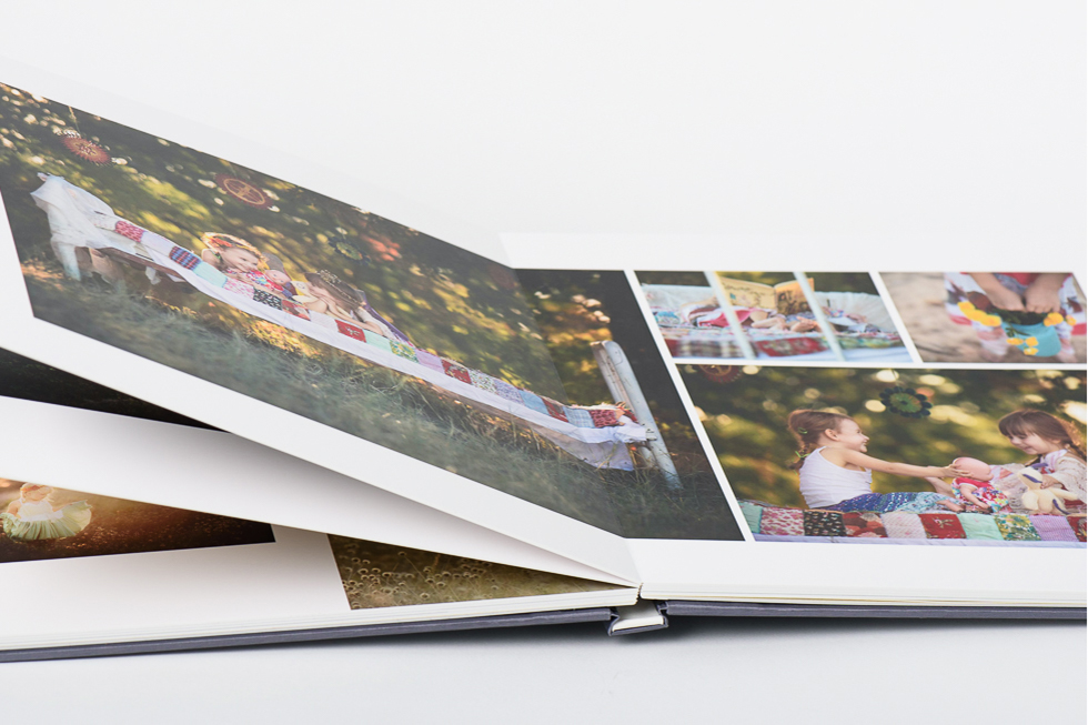 Abook Neoclic Book Flush Mount Photo Al Seamless Binding