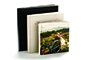 AsukaBook NeoClassic Book Flush Mount Photo Album Spine view of the NeoClassic albums
