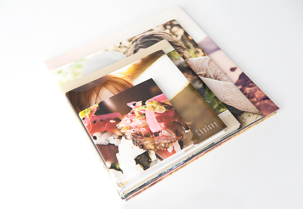 AsukaBook Zen Layflat EX Photo Book Designable Hard Cover and Matching Book Jacket with Designable Inside Flaps