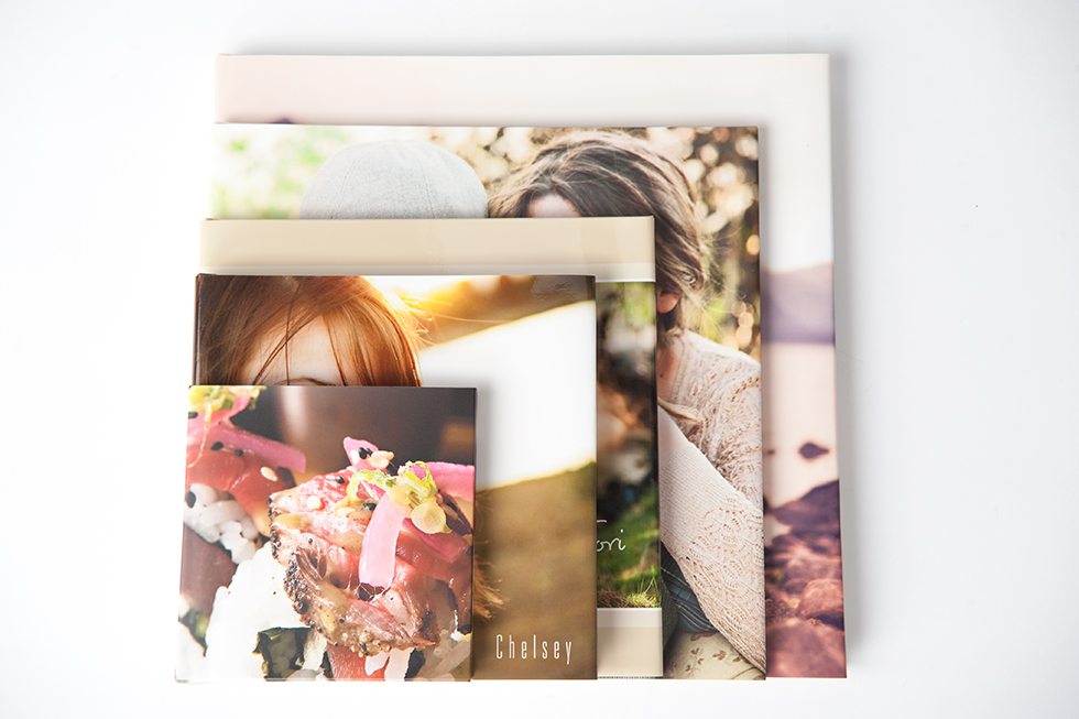 AsukaBook Zen Layflat EXD Photo Book come in 13 sizes, including 5 square