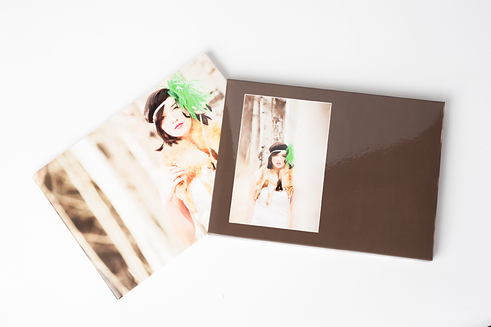 AsukaBook Zen Layflat EXD Photo Book come with a designable slide-in case