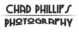 Chad Phillips of Chad Phillips Photography Logo